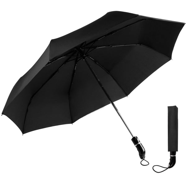 """Unbreakable"" windproof travel umbrella"