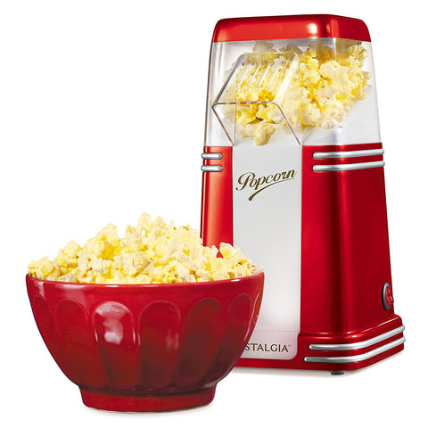 8-Cup Hot Air Popcorn Maker