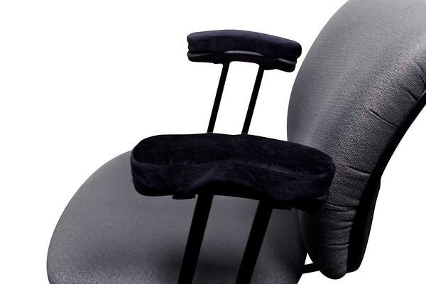 Pack of 2 arm rest cushion pads