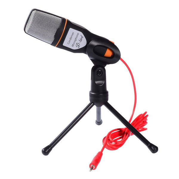 Podcast Studio Microphone with Stand