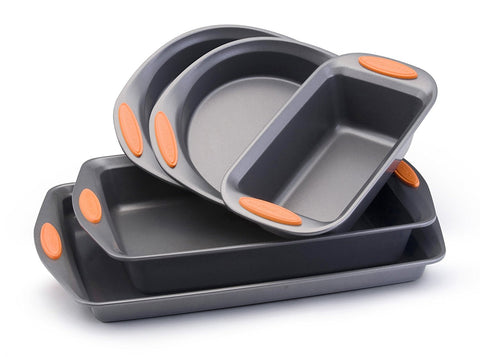 5-Piece Rachael Ray Non-Stick Bakeware Set