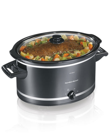 8-Quart Hamilton Beach Slow Cooker