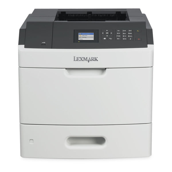 Lexmark MS817n Monochrome Laser Printer With Professional Features