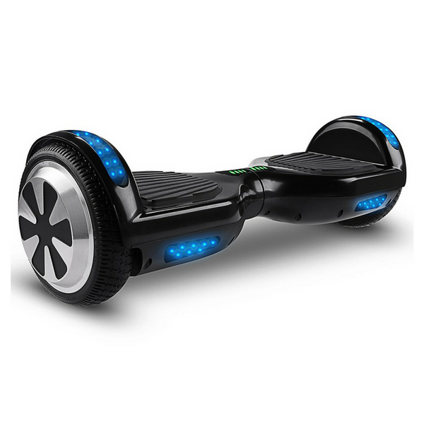 Hoverboard with LED lights and Bluetooth speaker