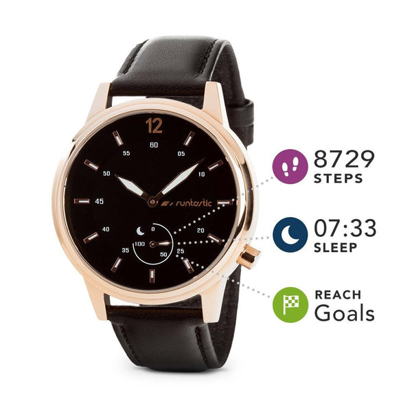 Activity and Sleep Tracking Watch