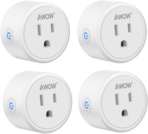 Pack Of 4 Smart Plugs
