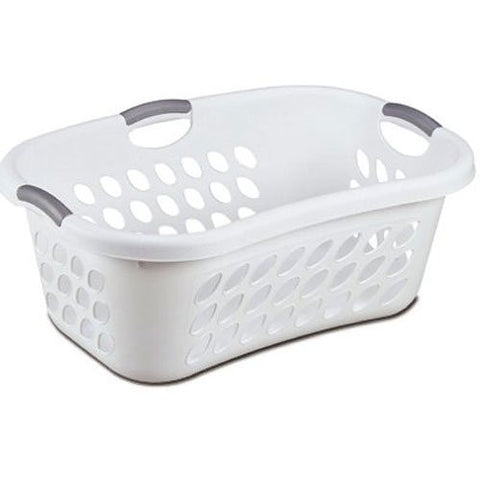 Plastci Laundry Basket with Titanium Handles
