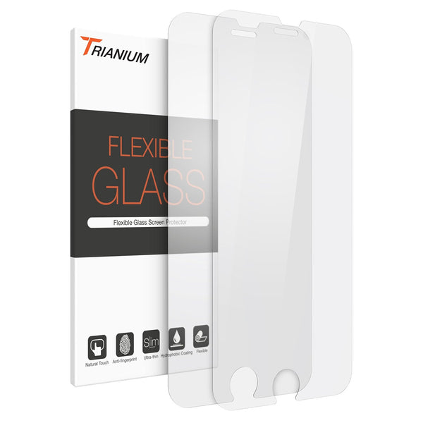 Pack of 2 iPhone screen protectors