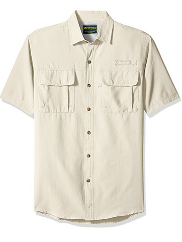 G.H. Bass & Co. men's short sleeve shirt