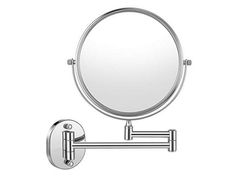 Wall Mount Two Side Makeup Mirror