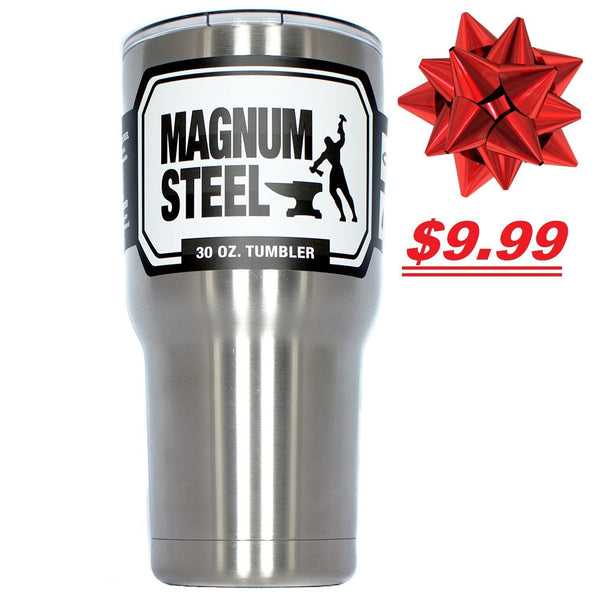 Double Wall Vacuum Insulated 30 oz Tumbler