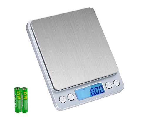 Digital Kitchen Scale with LCD Display