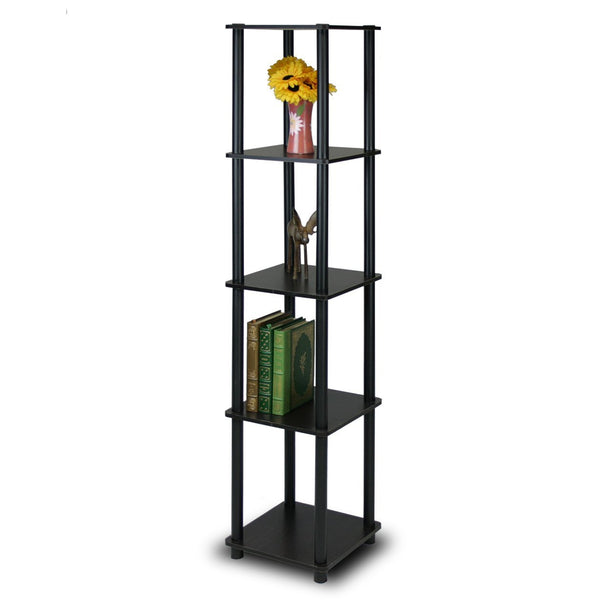Turn-N-Tube 5-Tier Corner Shelf