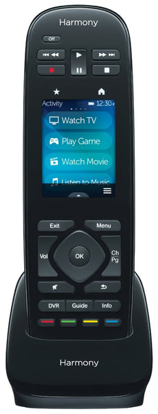 Logitech All In One Remote with Customizable Touch Screen Control