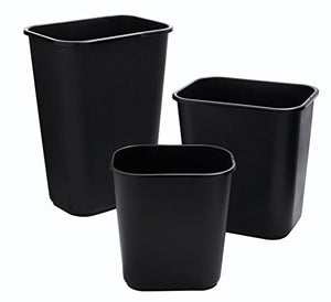 12 Pack Of Rubbermaid Commercial 7 Gallon Wastebaskets