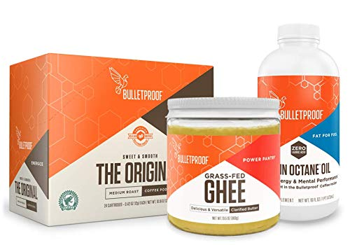 Save up to 38% off Bulletproof Coffee Products