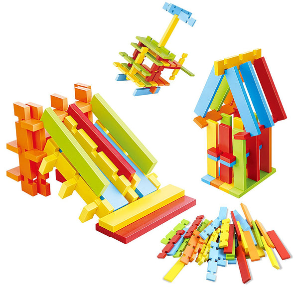 Educational Toys Building Blocks Set of 40 Pieces