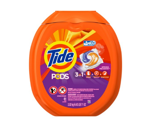 81 Load Tide PODS