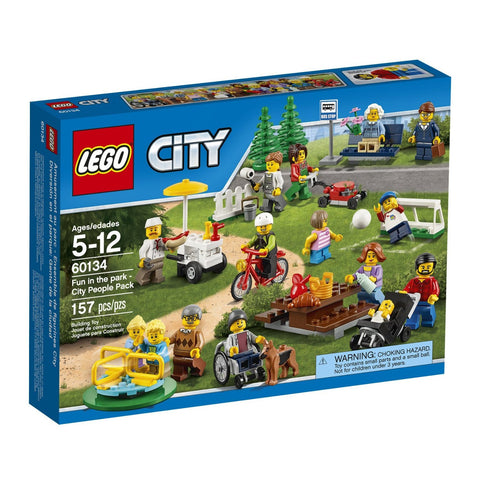 Buy 1 get 1 40% OFF! LEGO city town - 157 pieces