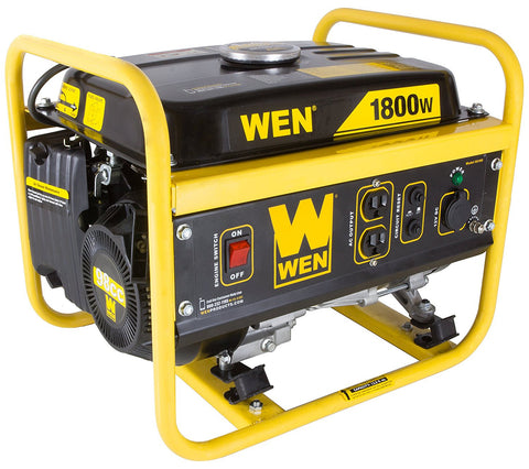 WEN 56180, Gas Powered Portable Generator