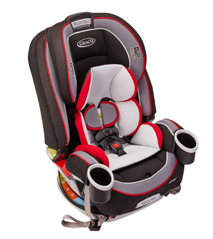 ebbe4af48d246 Graco 4ever All-in-One Convertible Car Seat – PzDeals