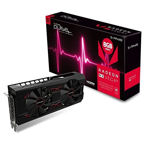 Sapphire Pulse Radeon 8GB Video Card + Division 2 GE + World War Z