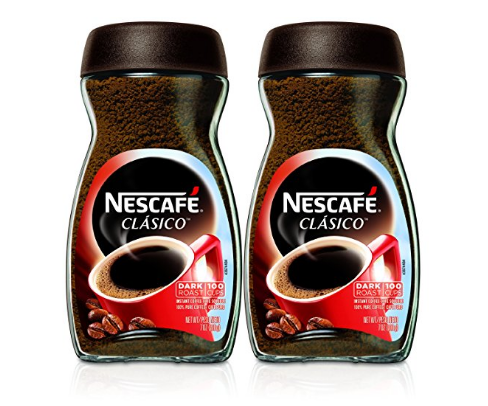 Pack of 2 Nescafe Clasico Instant Coffee