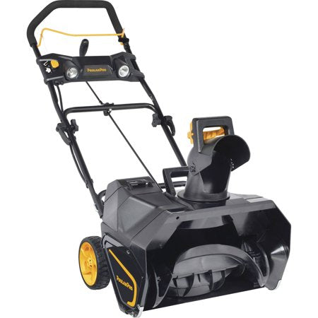 Poulan Pro  Rechargeable Battery Snow Thrower