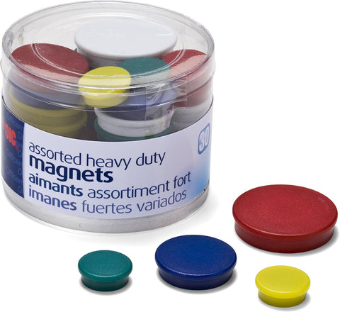 Tub of 30 magnets