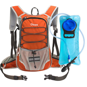 Insulated Backpack With 2L Water Bladder