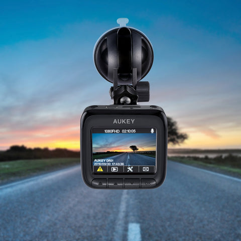 AUKEY full HD dash cam