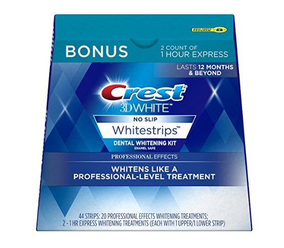 22 Crest 3D White Professional Effects Whitestrips