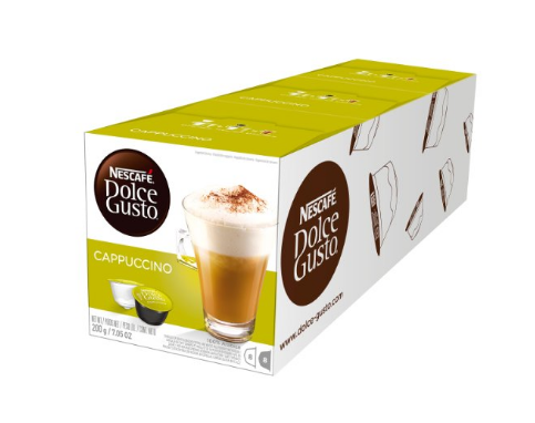 48 Nescafe Dolce Gusto Brewers Cappuccino