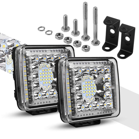 Pack of 2 LED light bars