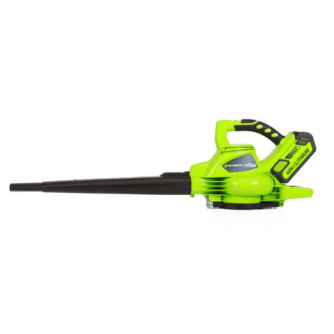 GreenWorks 185MPH Variable Speed Cordless Blower