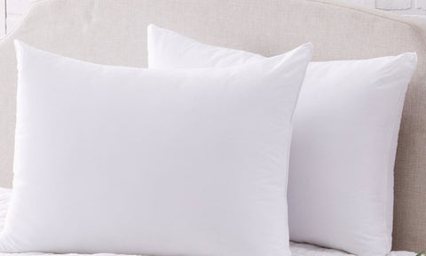 Springs Home Hypoallergenic Bed Pillow (1- or 2-Pack)