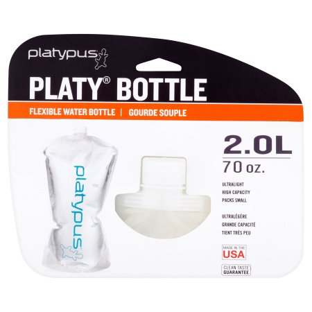 Platypus Platy 70 oz Flexible Water Bottle