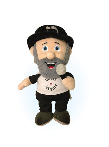 Uncle Moishy Plush Toy