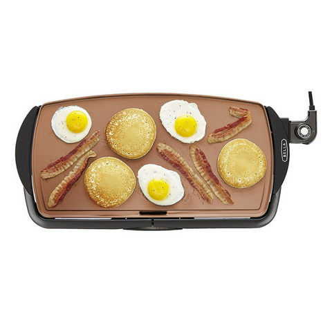 Bella electric non stick griddle