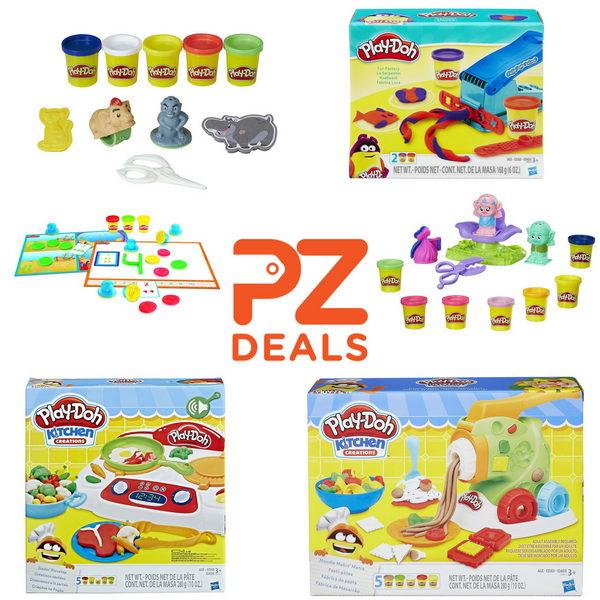 Buy 2 Play Doh sets and get 1 FREE