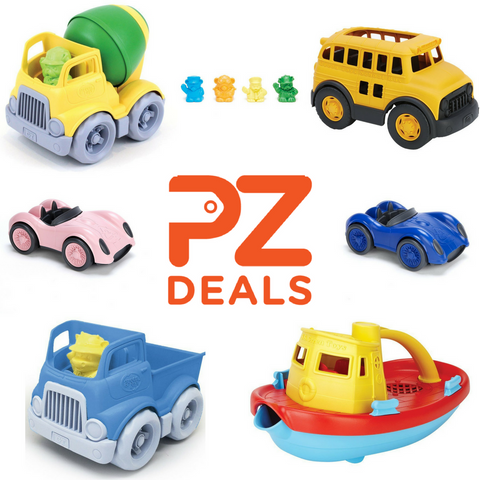 Lowest ever prices on Green Toys