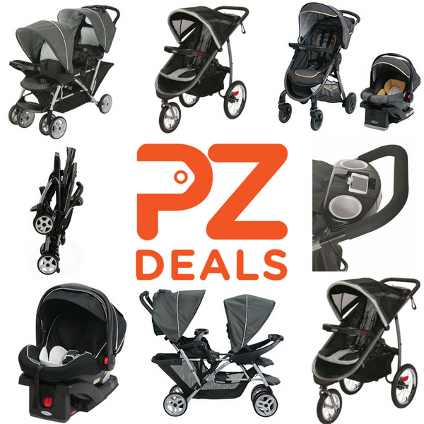 Save BIG on Graco strollers, car seats and travel systems