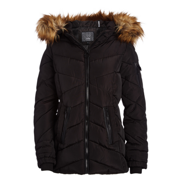 Steve Madden Quilted Women's Puffer Coats (4 Colors)