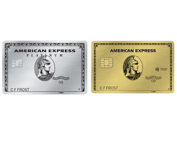 Amex Platinum vs. Amex Gold: Which One Should You Get First