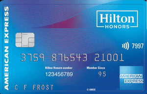 Hilton Honors Has Four Great New Welcome Offers for Amex-Hilton Cards