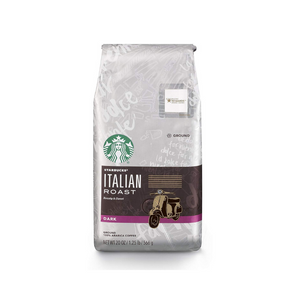 3 Bags Of Starbucks Coffee On Sale