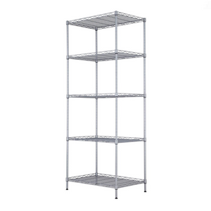 5 Tier Heavy Duty Metal Shelves