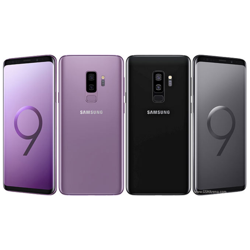 Brand New Samsung Galaxy S9 Or S9+ Unlocked Smartphones
