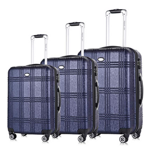 Carry-On Luggage And 3 Piece Luggage Sets On Sale (Many Colors)