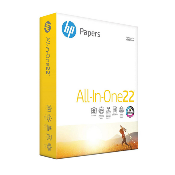1 Ream HP Printer Paper (500 Sheets)